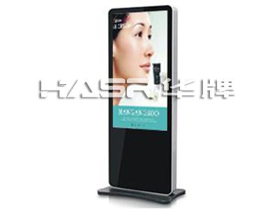 华牌立式液晶广告机