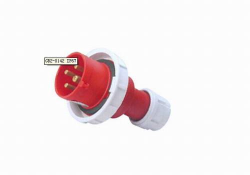 GB2-0142 IP67 工业插头