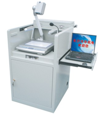 CD-606钢制多媒体讲台