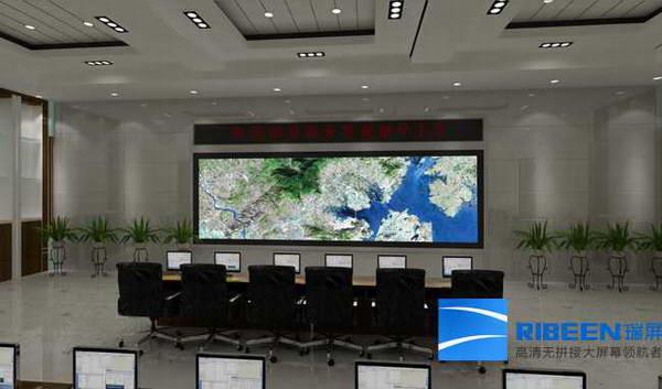 瑞屏全高清DLP激光无缝大屏幕在工业领域应用增长