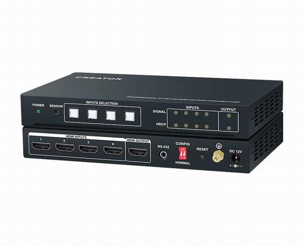 CR-HDMI401UHD