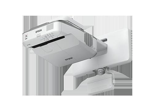 Epson投影机CB-695Wi爱普…