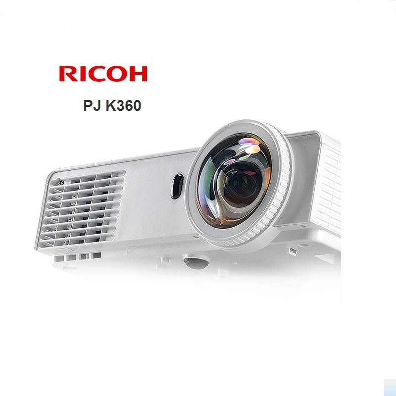 理光(RICOH)PJK360办公…
