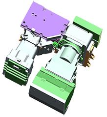 CALF 激光引擎