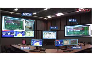 威创易控光纤坐席管理系统